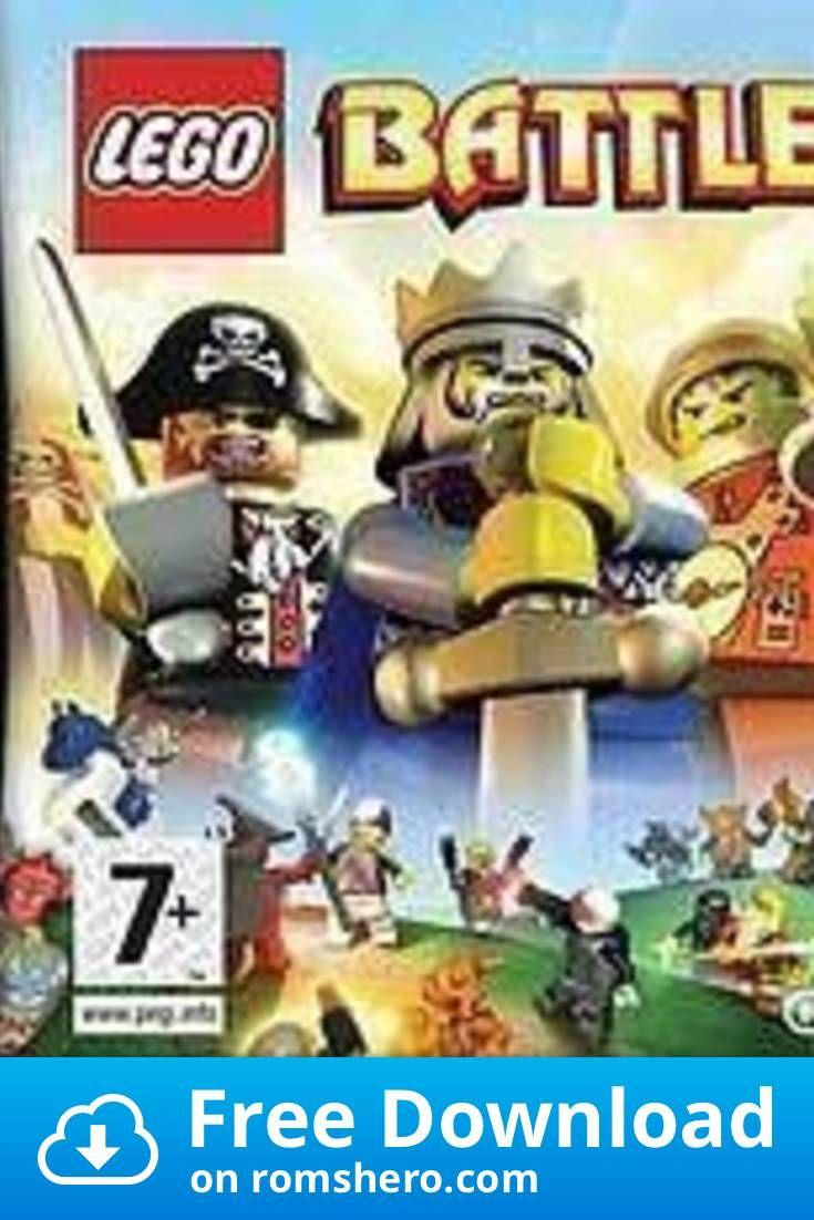 Download Lego Battles Eu Bahamut Nintendo Ds Nds Rom Nintendo Ds Nintendo Nds