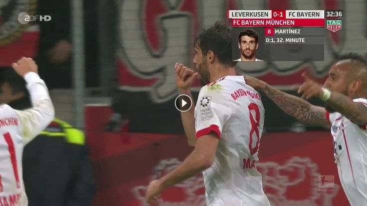Video: Bayer Leverkusen 1-3 Bayern Munich Highlights and all Goals in HD 12 January 2018, Bundesliga - Football Video Highlights. You are watching a v...