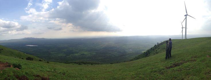 Ngong Hills, Kenya - May 2015