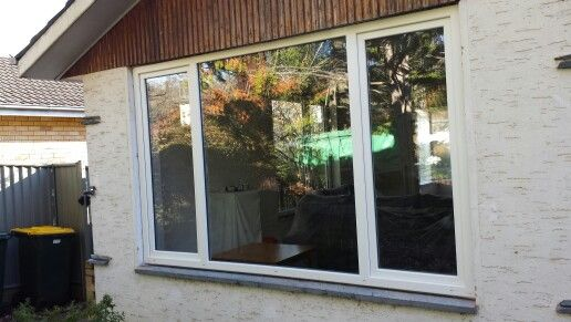 Steel replacement window at Curtin by Solace Creations, Windows for Life and Canberra Window Installations