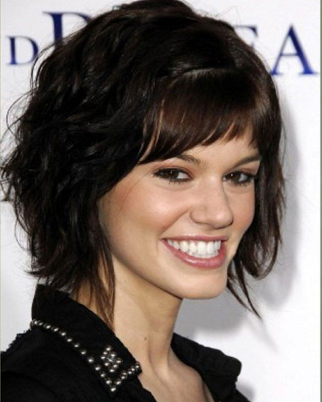 7 Best Hair Styles Images On Pinterest Hair Cut Hairdos And Short