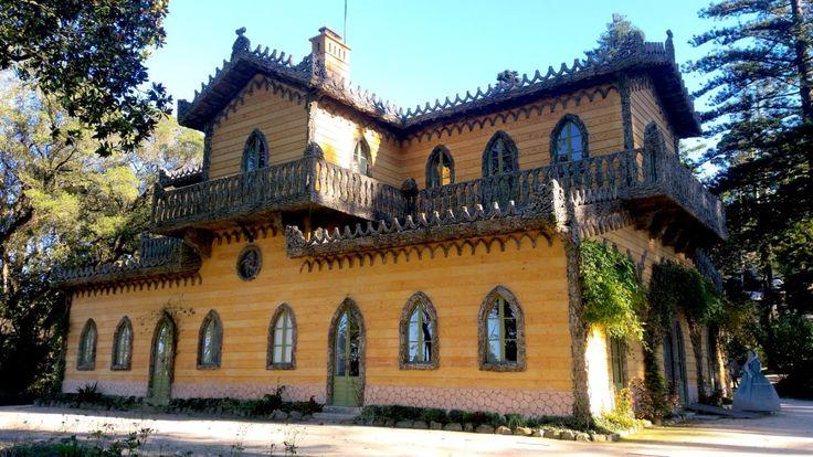 Chalet da Condessa de Edla - Sintra