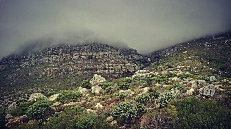 Beautiful Table Mountain.