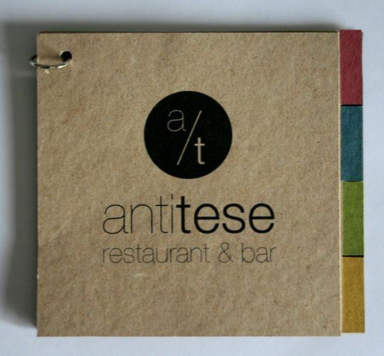 17 best m e n u images on Pinterest | Restaurant menu design ...