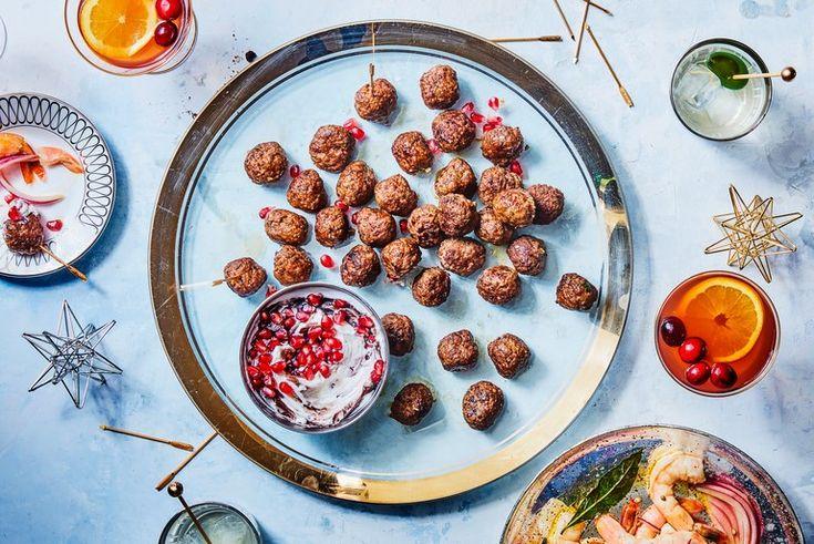 Turkish-Spiced Meatballs