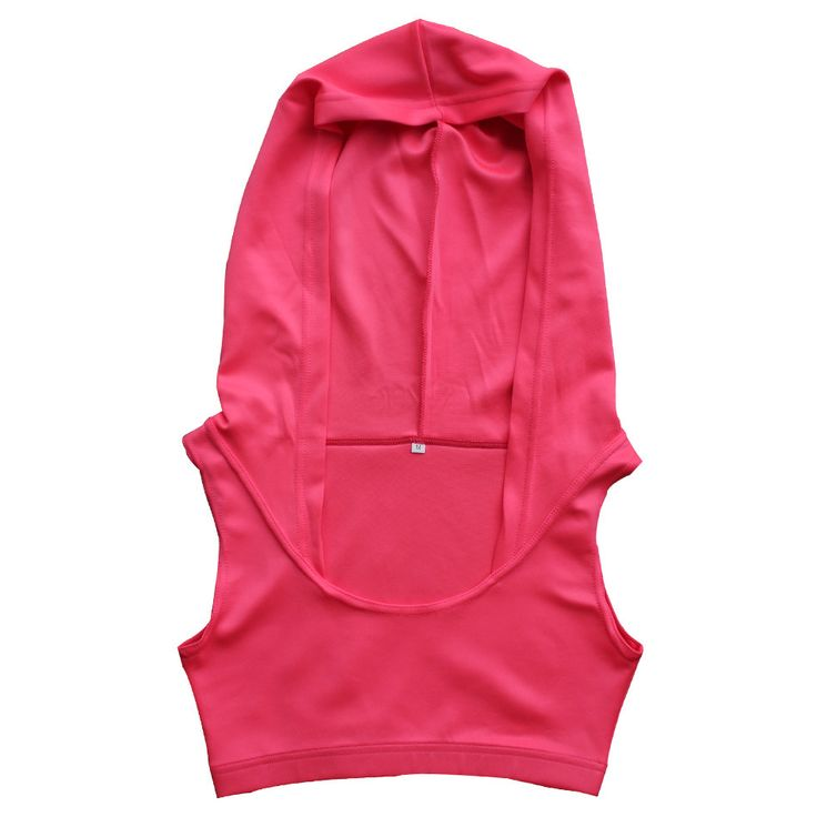 Womens Bodybuilding Crop Top Hoodies Cropped Tank Tops Clothes Sleeveless Tops Women 2016 Pullover Hoody Polyester Spandex