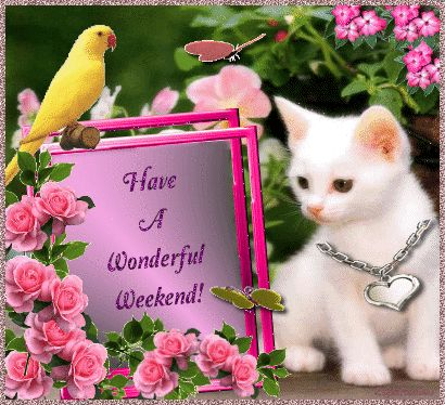 Have a wonderful weekend! weekend friday sunday saturday weekend greetings animated weekend weekend friends and family