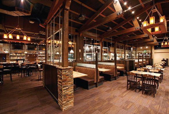 rustic restaurant design - Google Search