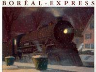 Il y a longtemps, une nuit, la nuit de Noël, un train s'arrête dans la rue devant la fenêtre d'un petit garçon. Invité à y monter, celui-ci y retrouve quantité d'autres enfants vêtus de pyjamas ou de chemise de nuit. Commence alors un voyage fantastique à travers bois, sur des montagnes enneigées, jusqu'au Pôle Nord, le pays du...Père Noël! Rêve ou réalité?