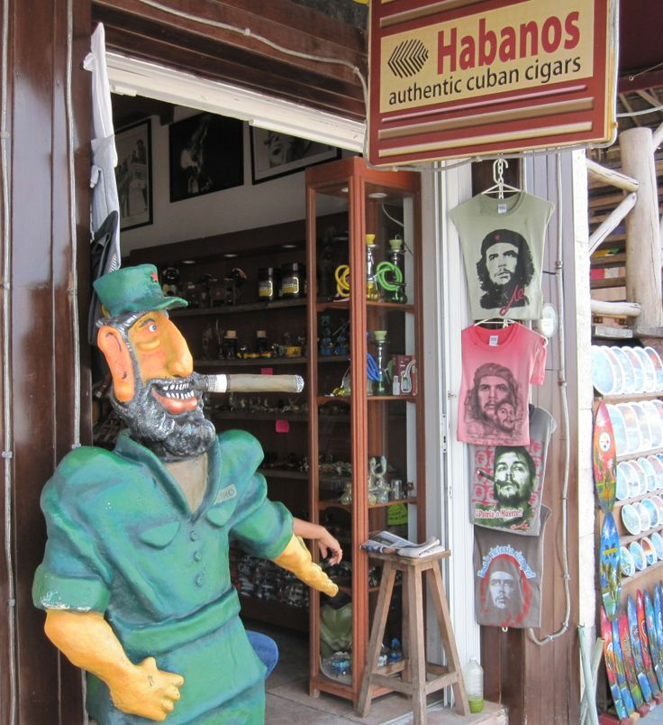 Another Castro promoting Cuban cigars in Mexico.  http://cigarczars.com/cruising-cigars.htm