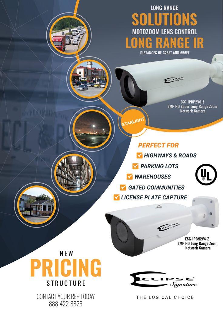Signature LPR Cameras – Eclipse Security