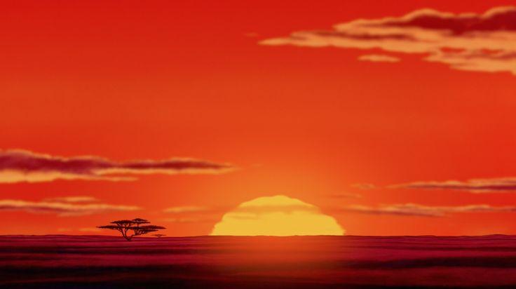 "7. You've gotten up at sunrise so you can yell ""Naaaants ingoyama bagithi baba!"""