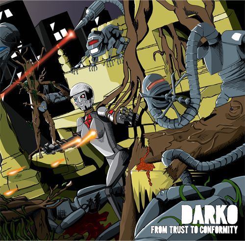 DARKO SHARE 'THE CHEWBACCA DEFENSE' VIDEO + '07 AWOL' FREE DOWNLOAD