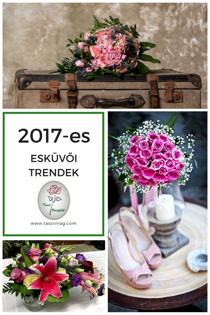 Az alábbi cikkünkben a 2017-es esküvői trendekről és a virágos tudnivalókról olashat:https://tassivirag.com/2017/03/07/2017-es-eskuvo-trendek-viragok-dekoracio-ruha/?preview_id=694&preview_nonce=d595380418