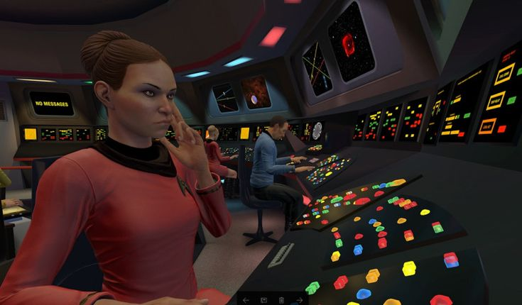 Star Trek: Bridge Crew now comes with every HTC Vive VR headset   VentureBeat   PC Gaming   by Jeff Grubb
