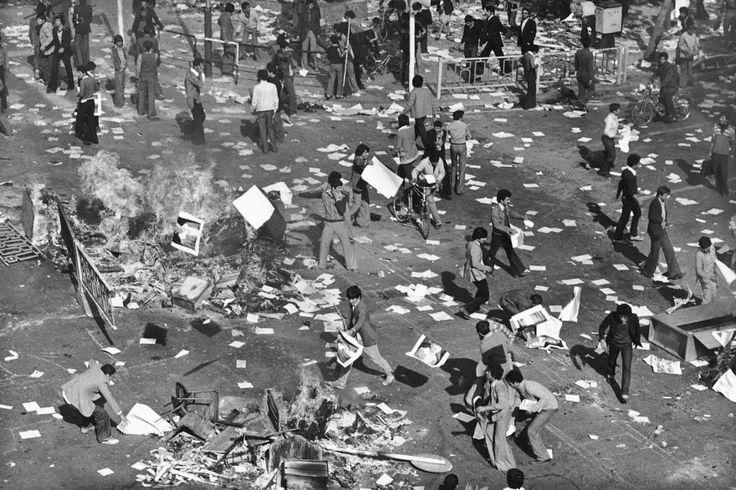 عکس های دوران انقلاب «کاوه گلستان» نقد