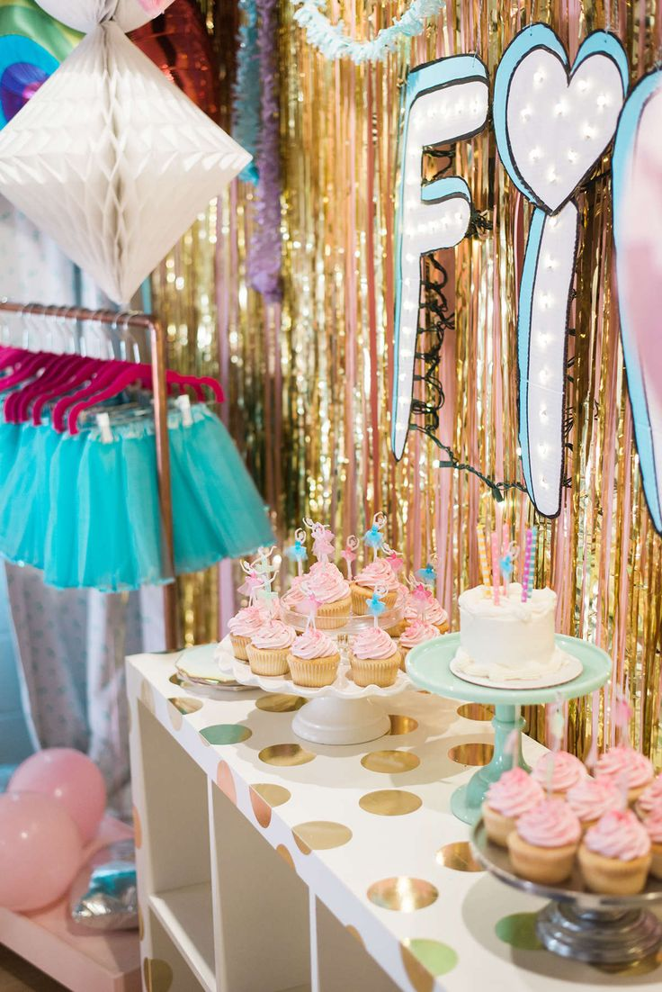 Ruby s rainbow room inspiration for kids bedroom decor at huggies - Ballerina Birthday Party