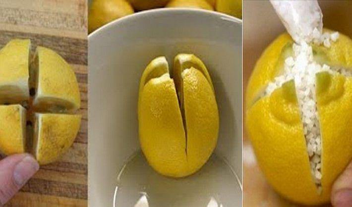 Rozkrojte citróny a nechajte ich cez noc v spálni. Tu máte dôvod prečo - Báječný lekár