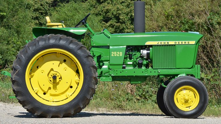 1971 John Deere 2520 | Lot S5 | Davenport 2016 | Mecum Auctions