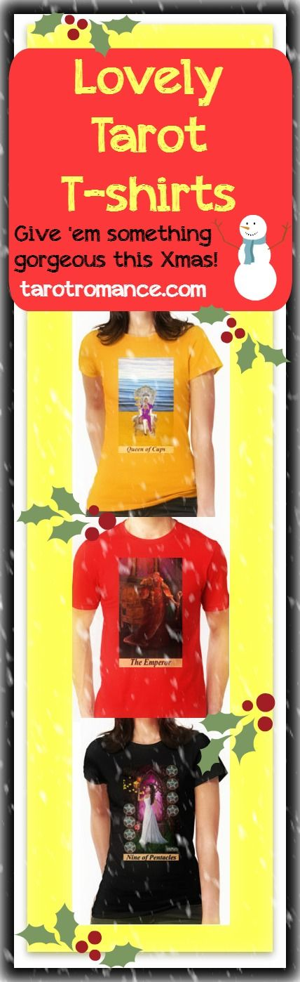 Find their favourite Tarot card here... http://www.redbubble.com/people/alisonwilkie/collections/436028-tarot-t-shirts
