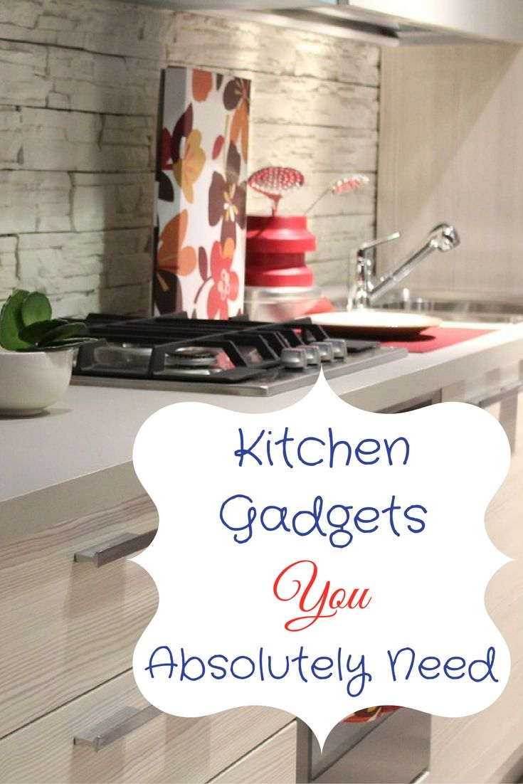 Four Gadgets That Make Cooking Easier And Pleasant - Home ...