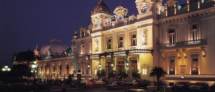 Casino Monte-Carlo, Old World. What Vegas can only imitate.