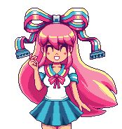 Giffany changing her hair colour. Who made this?
