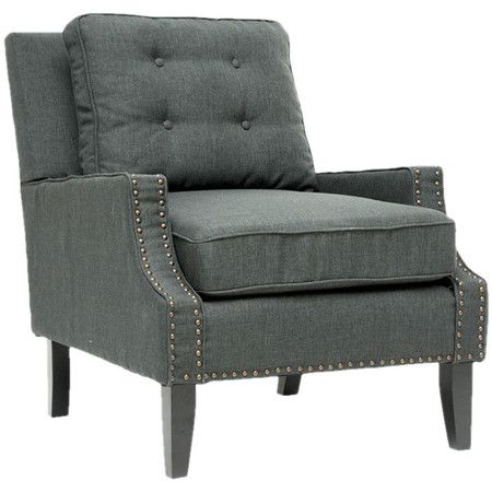 Norwich Club Chair in Gray at Joss & Main