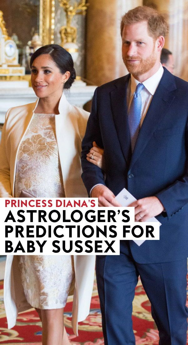 Princess Diana's Astrologer Shares Horoscope Predictions for