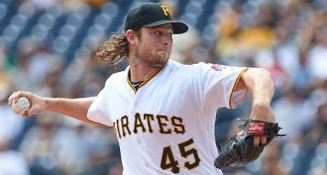 Gerrit Cole has been a disappointment to his Fantasy owners this season. Photo by Shelley Lipton/Icon Sportswire)