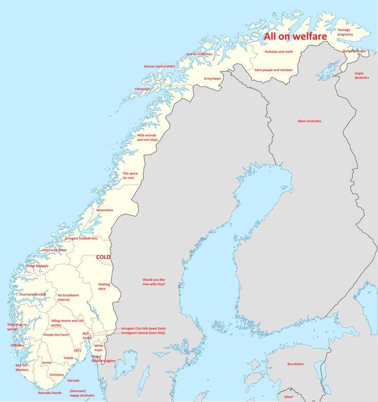 Best Maps Germany Scandinavia Images On Pinterest - Sweden map hedestad
