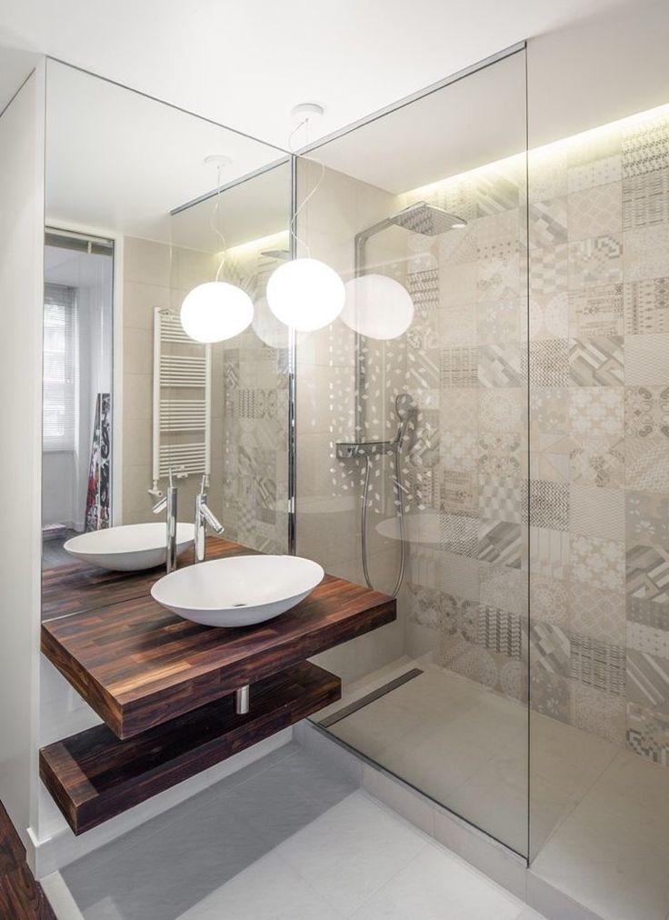 die besten 25 duschkabine glas ideen auf pinterest duschwand glas duschw nde aus glas und. Black Bedroom Furniture Sets. Home Design Ideas