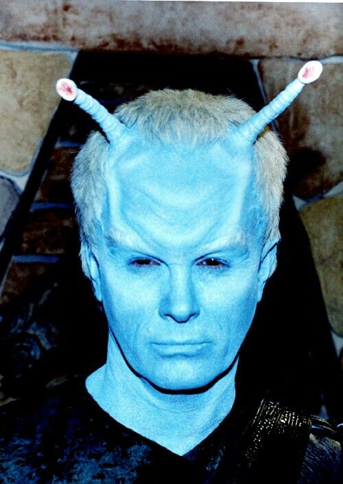 Andorians - Star Trek Jeffery combs
