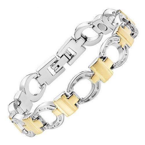 Horseshoe Link Bracelet