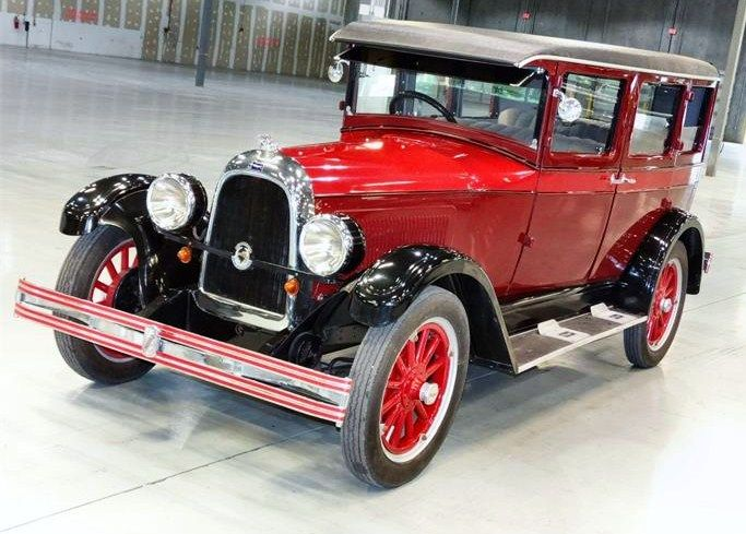 The 1927 Willys-Overland Whippet seems like an affordable bargain for a nice old car -Interesting history in the story about this rare car. Follow link....Re-pin Brought to you by #houseofInsurance Eugene, Or.
