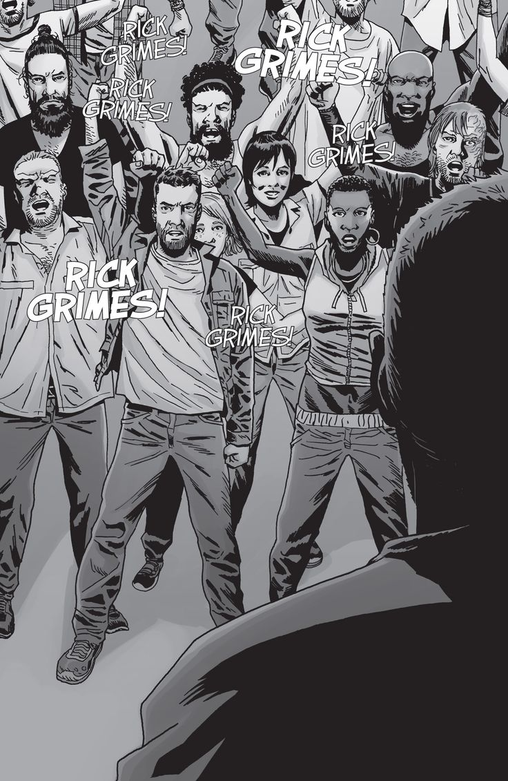 The Walking Dead Issue #150 - Read The Walking Dead Issue #150 comic online in high quality