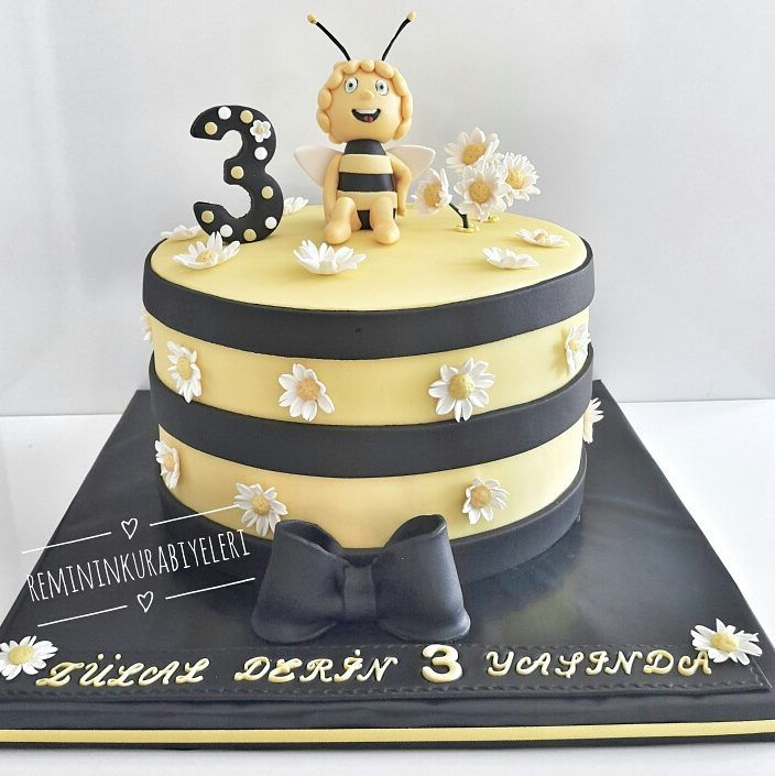 Arı maya pastası