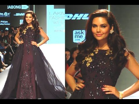 Watch SHOWSTOPPER Esha Gupta walks the ramp at LFW 2015. See the full video at : https://youtu.be/6yl7V2COIcY #eshagupta #lfw2015