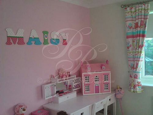 MAISY Wall Letters