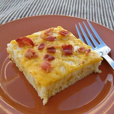 Maple-Bacon Oven Pancake | Mmm | Pinterest