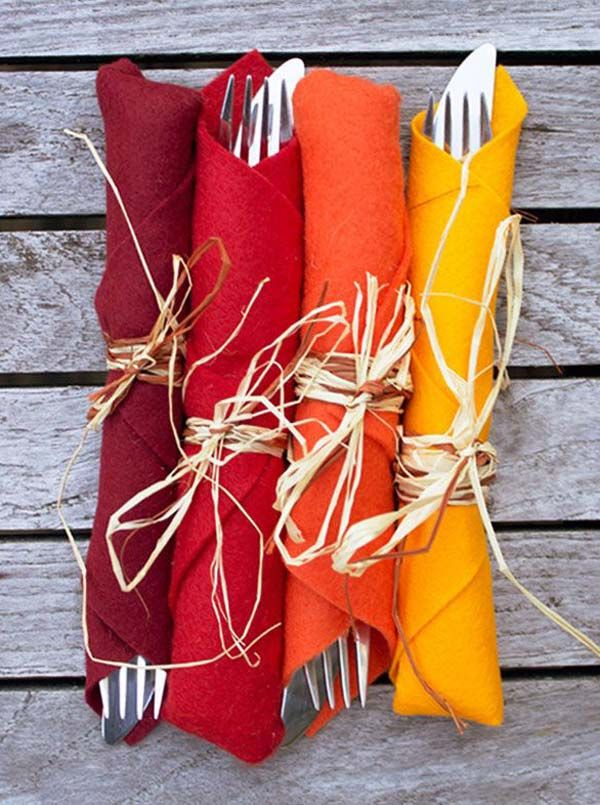 20 Super Beautiful DIY Napkin Rings For Your Cozy Thanksgiving homesthetics decor (2)
