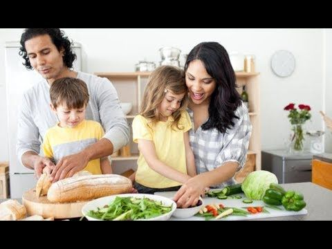 Recomendaciones Sobre Alimentacion Nutricion Familiar - Hogar Tv  por Ju...