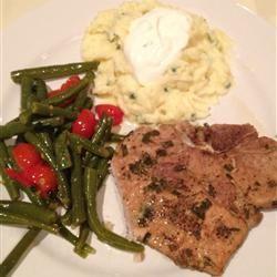 Rosemary and Garlic Simmered Pork Chops Allrecipes.com: Allfoody Com ...