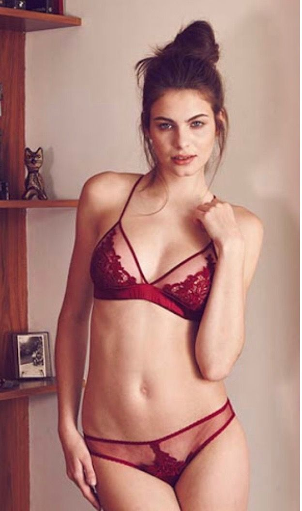 The best lingerie for a small chest