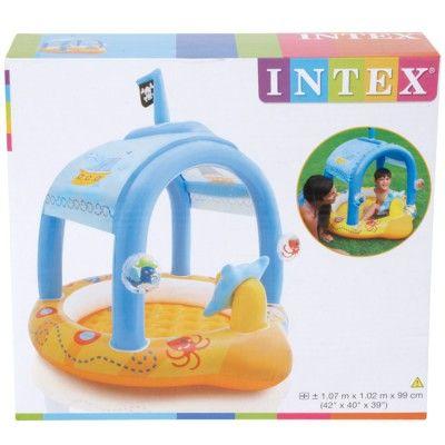 Piscinette pirate Intex - Jeux de Plein Air - Jardin / Plein Air | GiFi