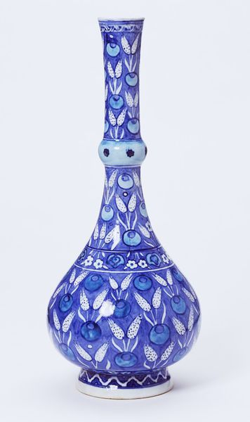 Bottle      Place of origin:      Iznik, Turkey (probably, made)     Date:      ca. 1535-1540 (made)