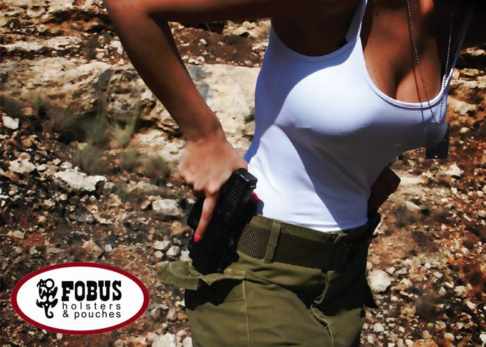 FOBUS Holsters Counterfeit Alert