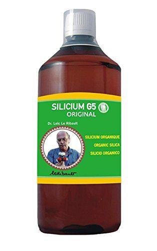 silicium organique g5 loic le ribault