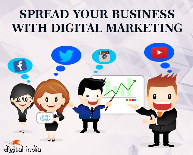 Ignoring digital marketing is like opening a business but not telling anyone ...   #digitalindia #digital #digitalmarketing #online #onlinemedia #olinemarketing #business #ecommerce #seo #socialmediamarketing #ppc