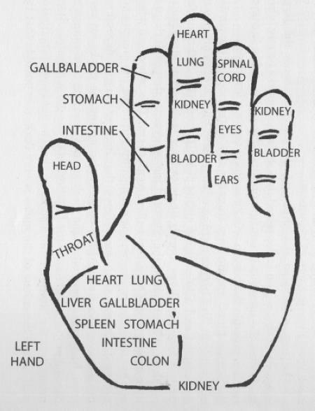 14 best Reflexology & Hand Signs images on Pinterest